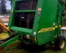 Rotoenfardadora John Deere 567 Buen Estado