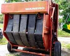 Rotoenfardadora Mainero 5860 Con Monitor, Reparada
