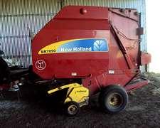 Rotoenfardadora New Holland Br7090wr