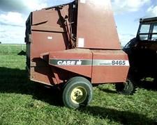 Vendo Rotoenfardadora Case 8465 Automática