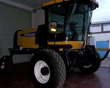 Nueva Segadora Autopropulsada New Holland