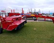 Segadora New Holland H7450 2013 Impecable