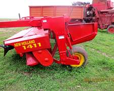 Segadora New Holland - Modelo 1411