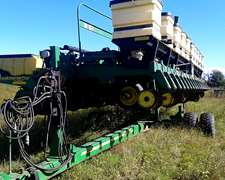 John Deere 1740 18/52 Autotrailer Neumatica Fert Simple
