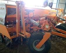 Sembradora Agrometal Mx 23 A 21 Cm.con Doble Fertilización