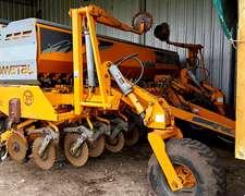Sembradora Agrometal Mx 2321 Unica