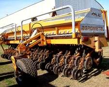 Sembradora Agrometal Mx 33-21
