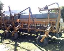 Sembradora Agrometal Tx Mega 18 A 52