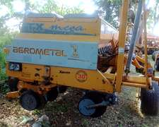Sembradora , Agrometal , Tx-mega -16/52