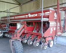 Sembradora Apache 7200 De 14 A 52.5 Cm.c/doble Fertilización
