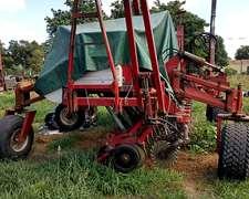 Sembradora Crucianelli Pionera 3 2003. 25a17 C/fertilización