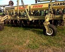 Sembradora Schiarre Ddx 1200 Strong De 12 S A 52.5cm