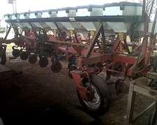 Vendo Sembradora Migra 8/70 Con Fertilizacion