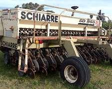 Vendo Sembradora Schiarre Año 2006 Para Grano Fino Y Grueso