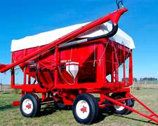 Acoplado Tolva Para Semillas Y Fertilizantes 11m3 Ombu
