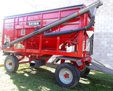 Acoplado Tolva P/semillas Y Fertilizantes Baima B-14000