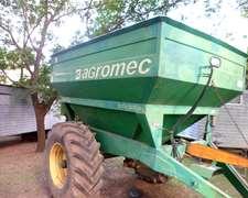 Agromec C/balanza Muy Buen Estado S/gomas
