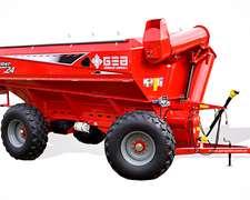 Tolva Autodescargable Gea Gergolet Modelo Farmer 24 Tn