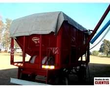 Tolva Ombu 12 Ton. Con Chimango Hidraulico $90000.-