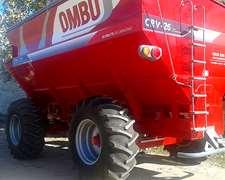 Tolva Ombu Crv 26 Tn Nueva-c/balanza- Financiación 3 Años
