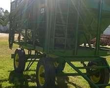 Tolva Semilla Y Fertilizante Nueva Ombu De 11 Cm3