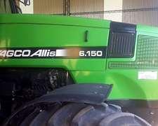 Agco Allis 6.150 Dt Full - Original -5800 Hs