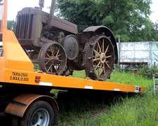 Tractores En Desuso Fiat 411- U25- Deutz A 46-a40 Compro