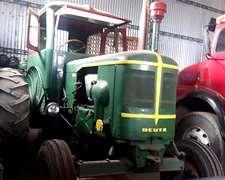 Deutz 45 Motor Reparado 514 Impecable