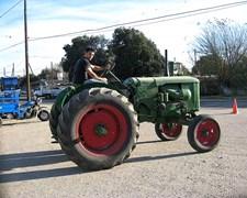 Tractor Deutz 55 4x2