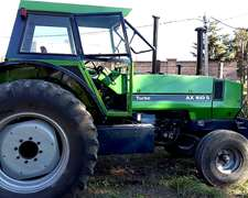 Deutz Ax160 S Turbo Dual - Motor Okm. - Impecable