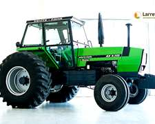 Deutz Fahr Ax 4.125 Zincron Tdf Independiente