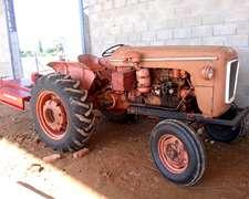 Tractor Fiat 450 Original Con Accesorios, Equipo Hidráulico.