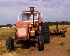 Fiat 900e Mod 84 Hp100 Traccion Simp C/cabina Motor Original