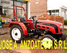 Hanomag 250a 25 H.p. Disponible
