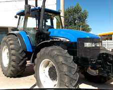 Impecable New Holland Tm 165, Año 2004