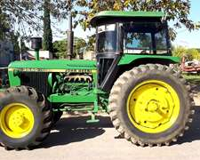 Jhon Deere 3540 Doble Traccion