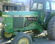 John Deere 3140 Traccion Simple Tdf Independiente