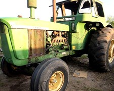 John Deere 5010 170hp Turbo