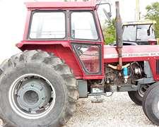 Maseey Ferguson 1215 Tracción Simples Con Cabina