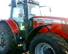 Massey 6495 Doble Traccion