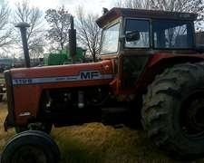 Massey Ferguson 1195 Con Cabina