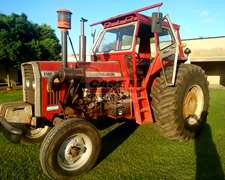Massey Ferguson 1195 L - Año 1988 - Rod 23.1-30 - Impecable