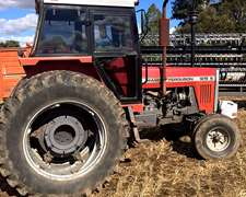 Massey Ferguson 1215 De 120 Hp Con Duales