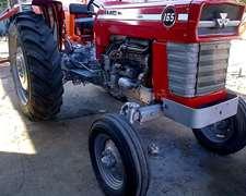 Massey Ferguson 165 Con Tres Puntos