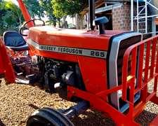 Massey Ferguson 265 Standar
