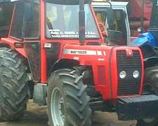 Massey Ferguson 299 2007 Doble Traccion Paton