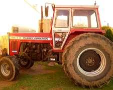 Massey Fergusson 1195 S2 Con Tres Puntos