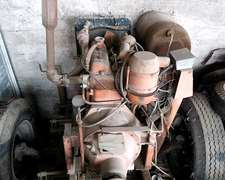 Motor Fiat 400 Adaptado Para Sacar Agua