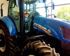 New Holland T6.130 Disponible
