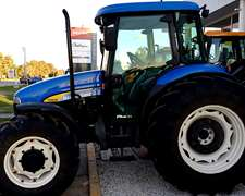 New Holland Td 95 D Plus Full - Año 2013-original Impecable